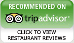 Recommend on Tripadvisor | Restaurant Reviews